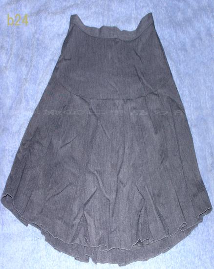 編號:34  很淑女很好搭的灰色百褶裙