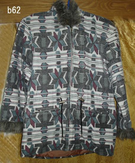 編號:59  購自日本 冬天保暖 毛邊帽子外套