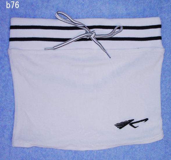 編號:68  又辣又健康的KAEPA白色毛巾布小可愛