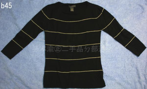 編號:70 購自美國  BANANA REPUBLIC針織衫