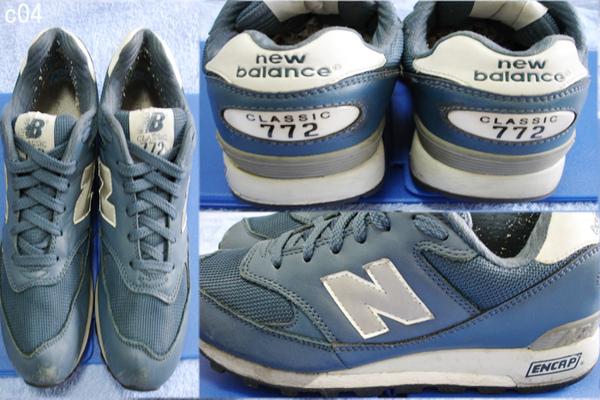 編號:79  陪我去過上海拍戲的NEW BALANCE球鞋
