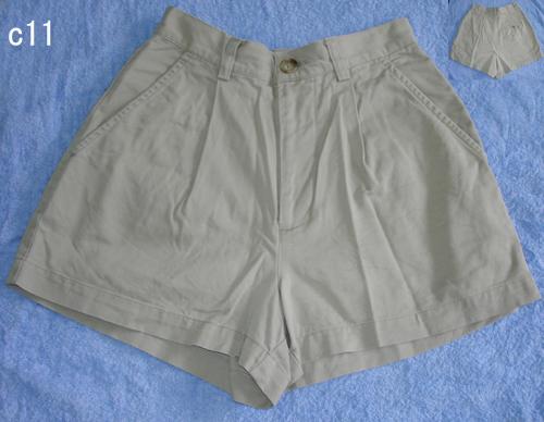 編號:86 購自美國 香蕉共和國卡其色短褲