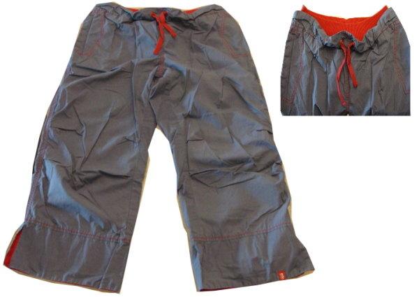 編號:136  8分褲 腰間的棉質部分很有特色 四季都適合