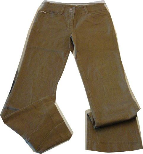 編號:138  卡其色直筒牛仔褲 簡單好搭配