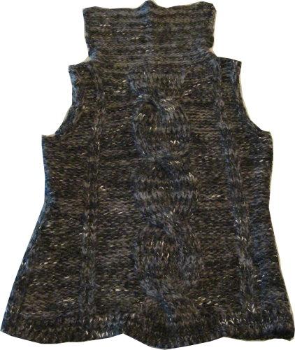 編號:148  無袖高領針織衫 可正式可休閒 好看又好搭