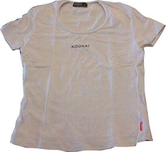 編號:157  水藍色棉質T恤 購自法國 合身簡單