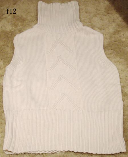 編號:182 Esprite高領無袖針織上衣 麻辣一家親穿過