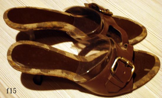 編號:184  老婆大人的戲鞋 不論上班或平時都很好搭