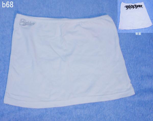 編號:187   艾曼紐要怎樣戲服 白色棉質短裙