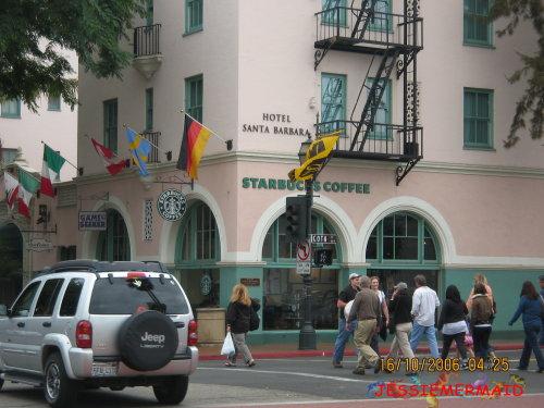 Starbucks at Santa Barbara