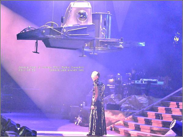 張智霖《我係外星人》演唱會
