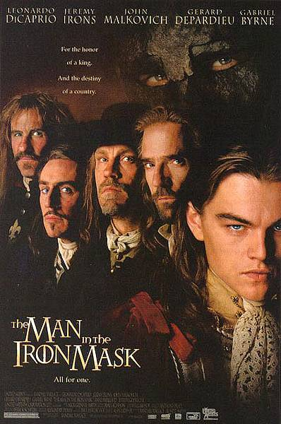 The Man in the Iron Mask 01