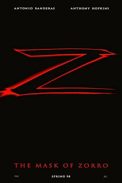 The Mask of Zorro 01