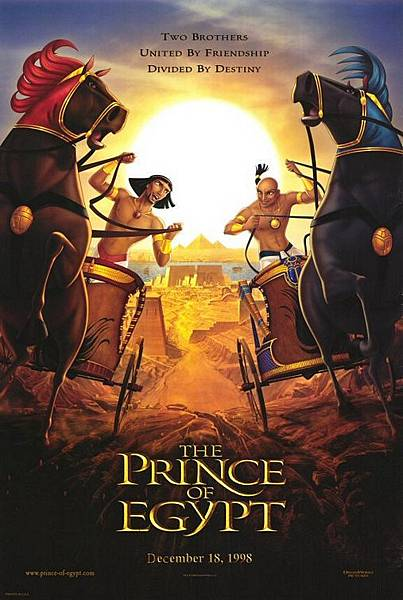 The Prince of Egypt Poster 03