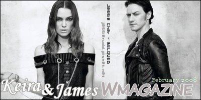 Keira & James