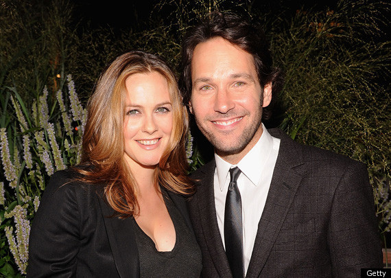 Alicia Silverstone and Paul Rudd Reunion On The Red Carpet