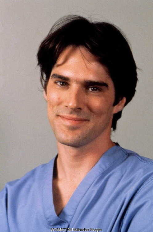 Thomas Gibson is Dr. Daniel Nyland