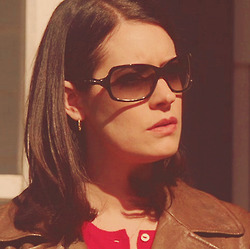 Paget Brewster is Emily Prentiss