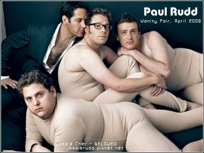 Paul真是喜劇界碩果僅存的帥哥啊!!!