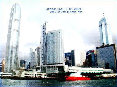 J & J sister HK trip 2009