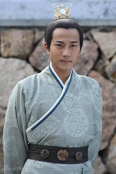 劉愷威飾演劉章