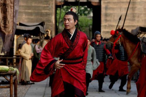 杜俊澤飾演呂祿