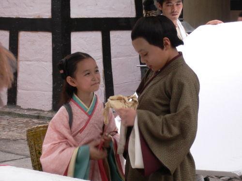 小王娡和小劉啟
