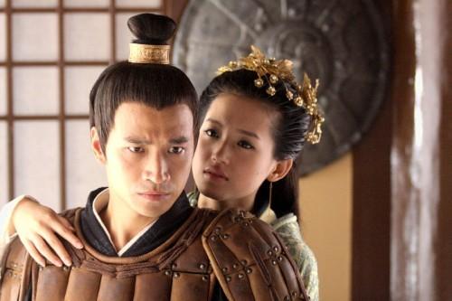 周亞夫(何晟銘)和張嫣(蘇青)