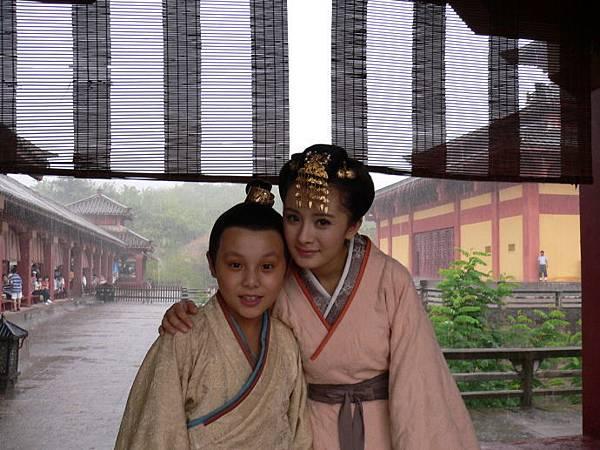 雪鳶(楊幂)和小劉啟