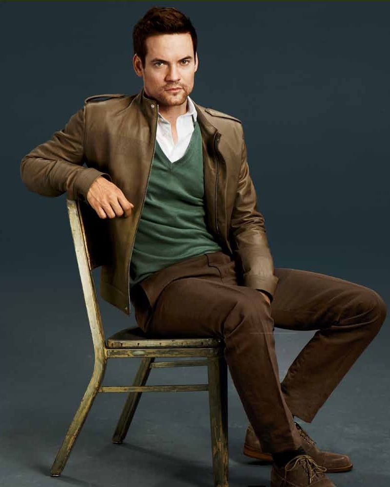 Shane West suits up in John Varvatos for Men's Health's March issue
