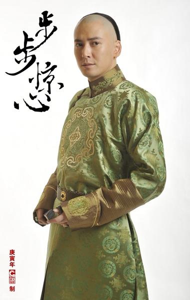 韓棟 飾 九阿哥-胤禟