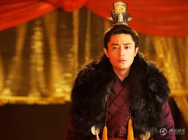 霍建華飾劉連城