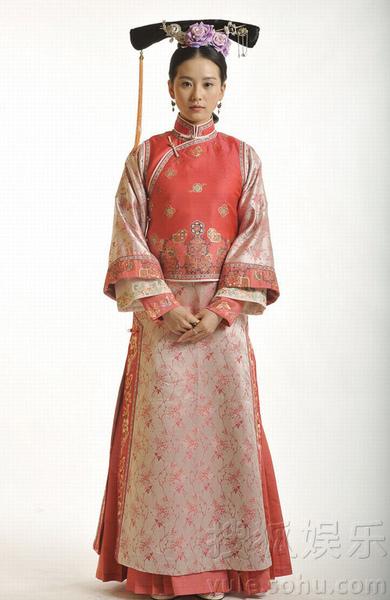 劉詩詩 飾 馬爾泰.若曦