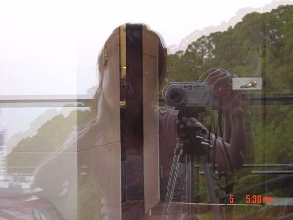 日光海岸的觀景台上我和我的相機-2