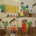 生活環保-繪畫-中班