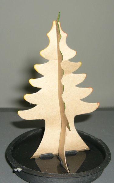聖誕樹花1