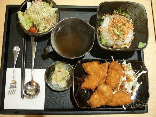 鱈魚茶泡飯