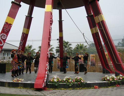 原住民歌舞