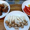 彩椒拌雙菇1