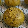 甜薯香草橄欖麵包