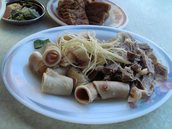 脆腸+骨仔肉