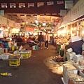 東大門旁的廣蔵市場2