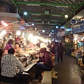 東大門旁的廣蔵市場4