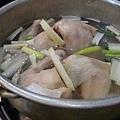 陳玉華奶奶一隻雞2