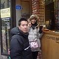 弘大楓葉街-咖啡店6