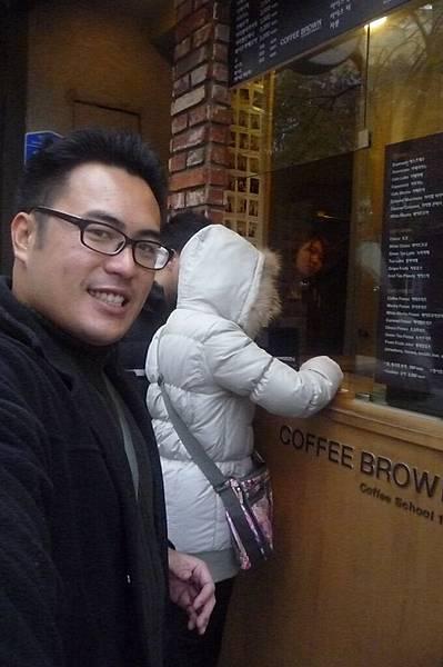 弘大楓葉街-咖啡店5
