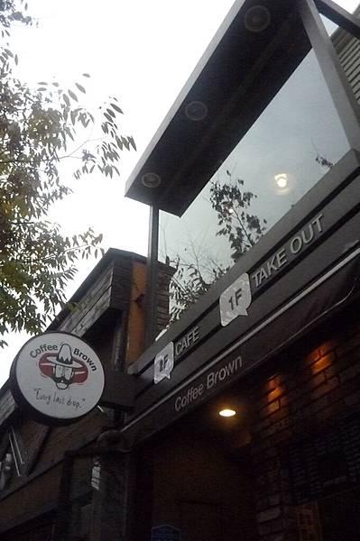 弘大楓葉街-咖啡店4
