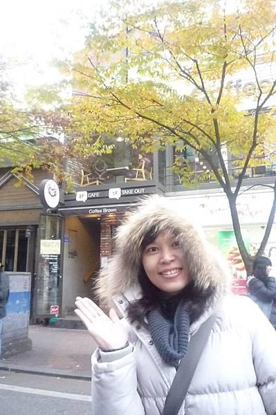 弘大楓葉街-咖啡店13