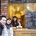 弘大楓葉街-咖啡店8