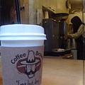 弘大楓葉街-咖啡店7